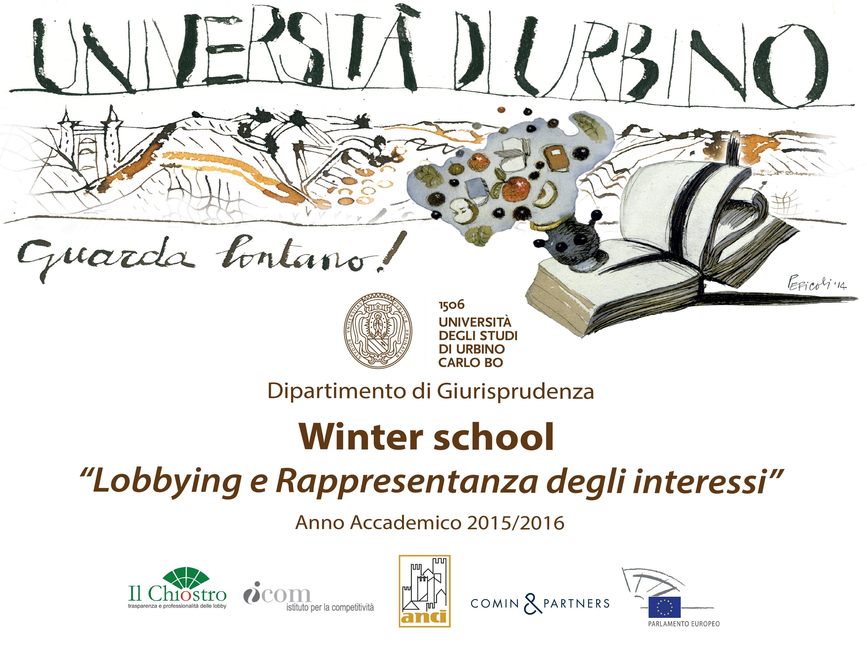 Winter School Urbino