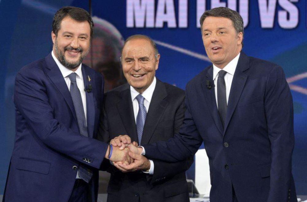 Il Confronto Renzi-Salvini Su Twitter Finisce In Pareggio