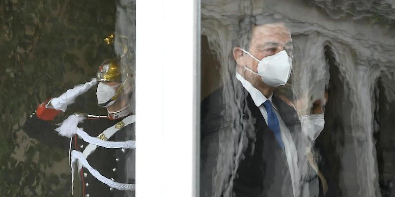 Scenario Italia: Draghi Avanza Nella Costruzione Della Maggioranza Di Governo
