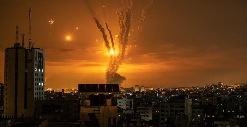Scenario Italia: Il Mondo Trema Per Il Conflitto In Israele