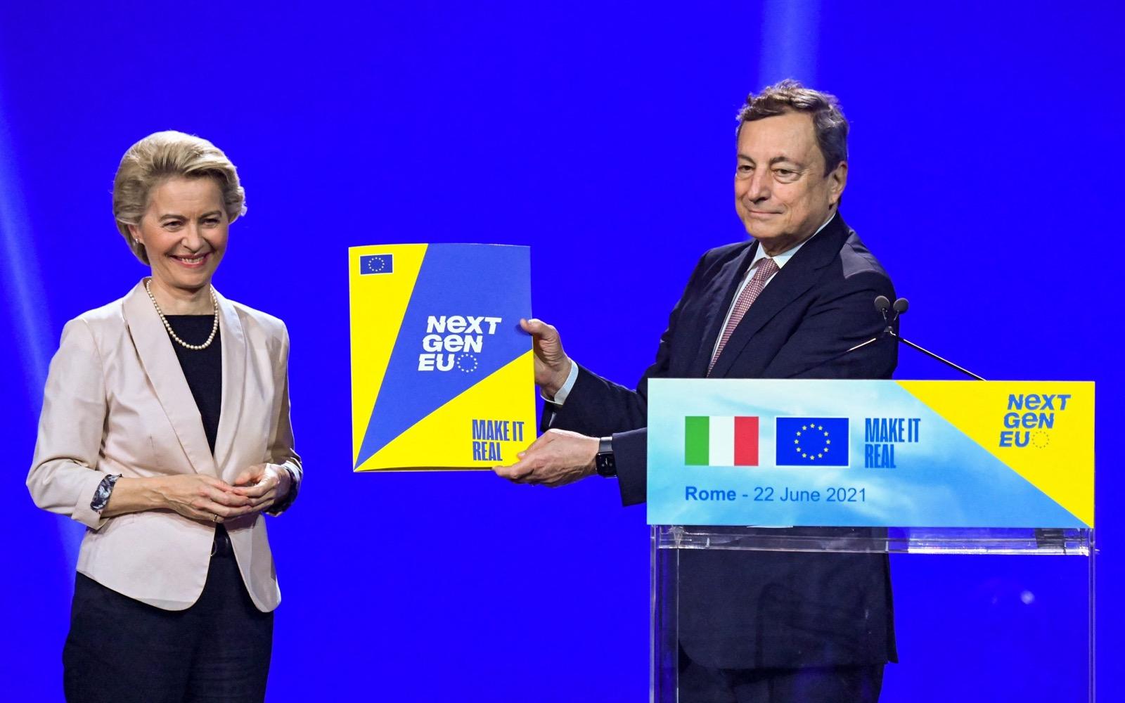 """Scenario Italia: """"La Pandemia Non è Ancora Finita"""", Draghi Chiama Alla Cautela In Uscita Dal Consiglio Europeo"""