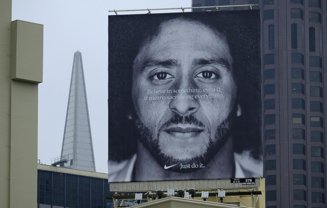 Nike Cartellonistica
