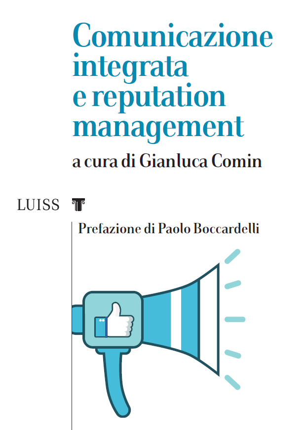 Comunicazione Integrata E Reputation Management Cover